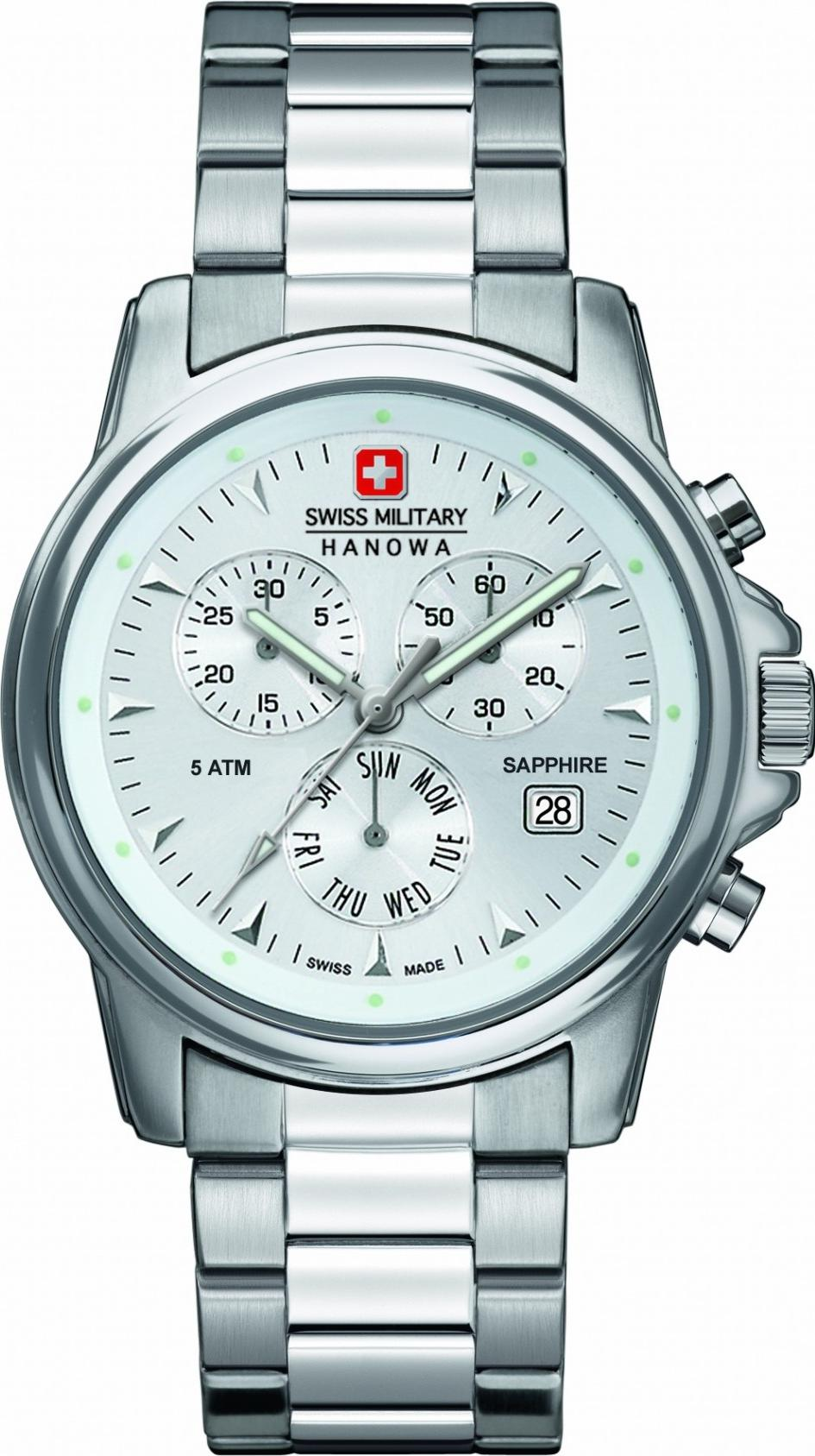 Swiss Military Hanowa 5232.04.001 SWISS RECRUIT CHRONO PRIME