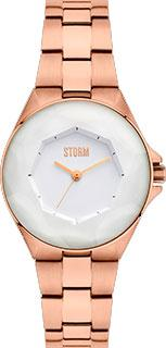 Storm Crystana RoseGold White
