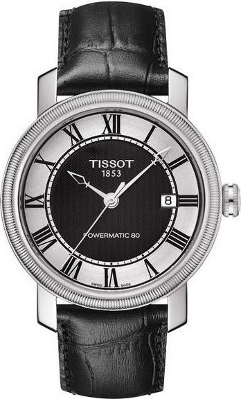Tissot T097.407.16.053.00 BRIDGEPORT POWERMATIC 80 GENT