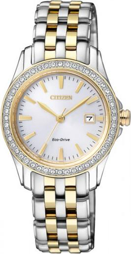 Citizen EW1908-59A SILHOUETTE CRYSTAL