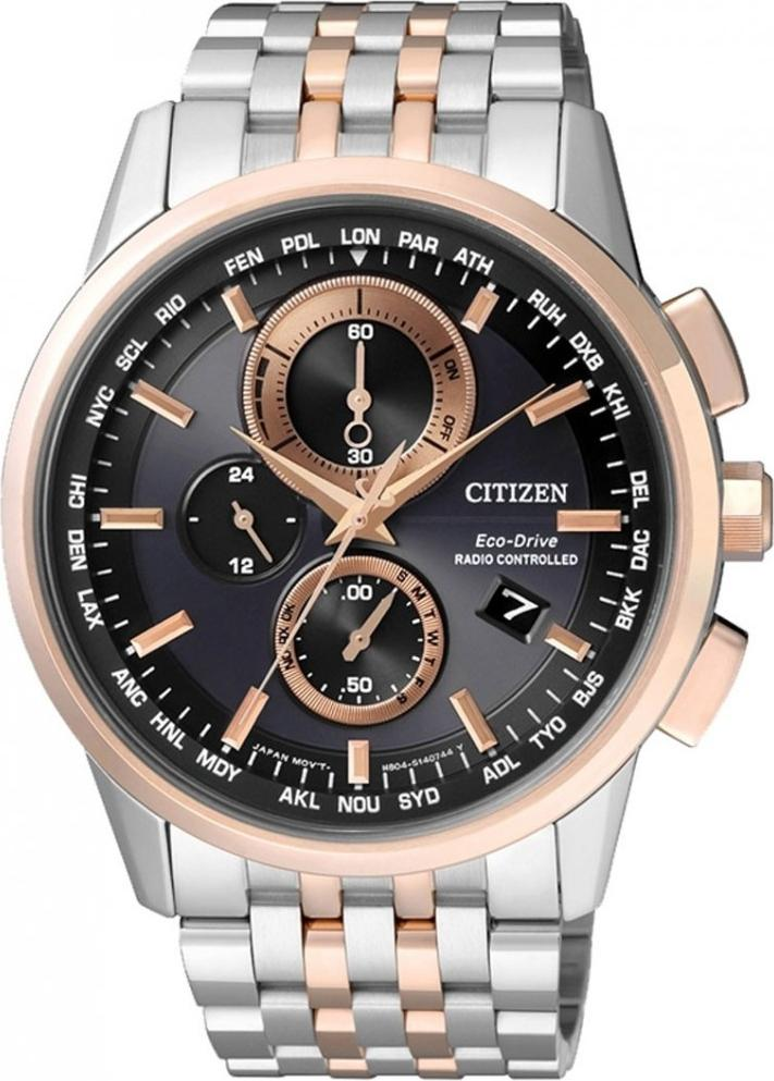 Citizen AT8116-65E RADIO CONTROLLED