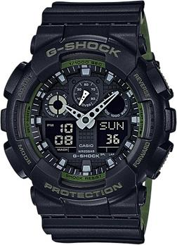 Casio GA 100L-1A G-SHOCK