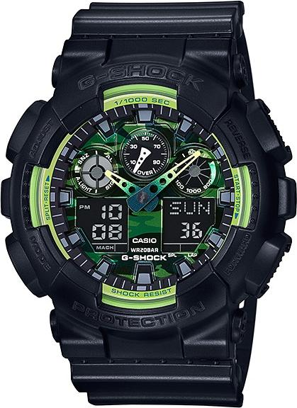 Casio GA 100LY-1A G-SHOCK