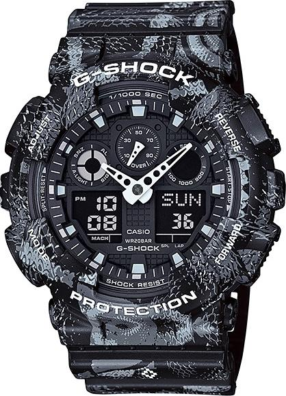 Casio GA 100MRB-1A G-SHOCK
