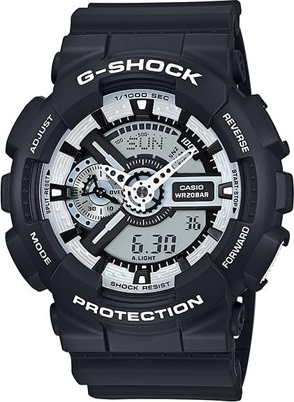 Casio GA 110BW-1A G-SHOCK