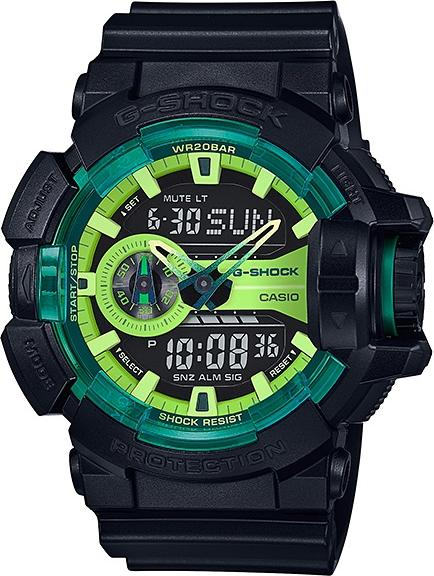 Casio GA 400LY-1A G-SHOCK