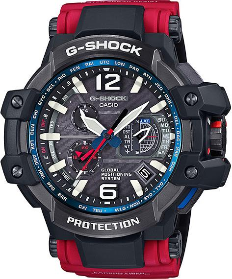 Casio GPW 1000RD-4A G-SHOCK