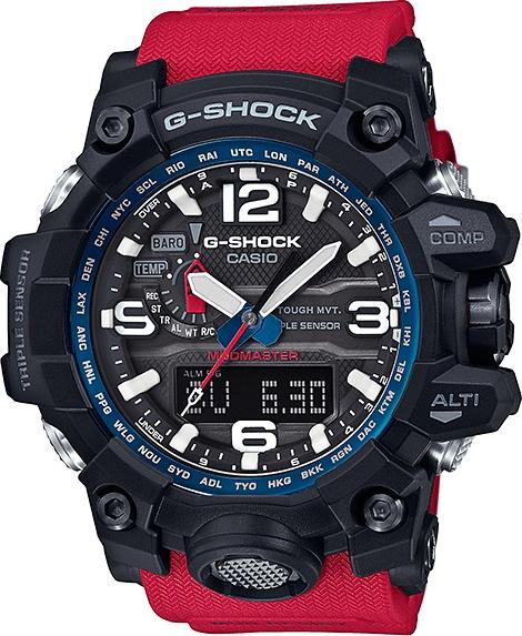 Casio GWG 1000RD-4A G-SHOCK