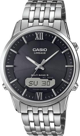 Casio LCW M180D-1A Wave Ceptor