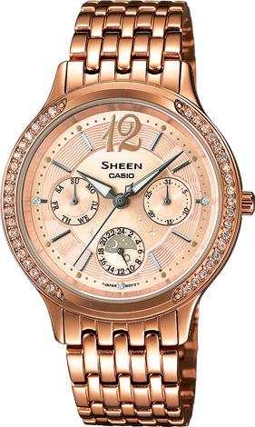 Casio SHE 3030PG-9A SHEEN