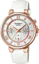 Casio SHE 3041PGL-7A Sheen