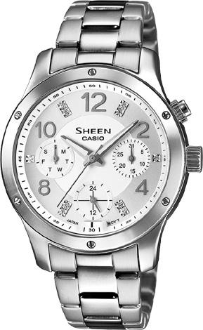 Casio SHE 3807D-7A Sheen