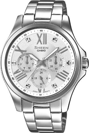 Casio SHE 3806D-7A Sheen