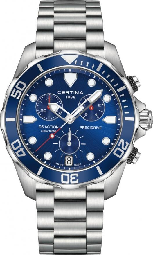 Certina C032.417.11.041.00 DS Action Chronograph