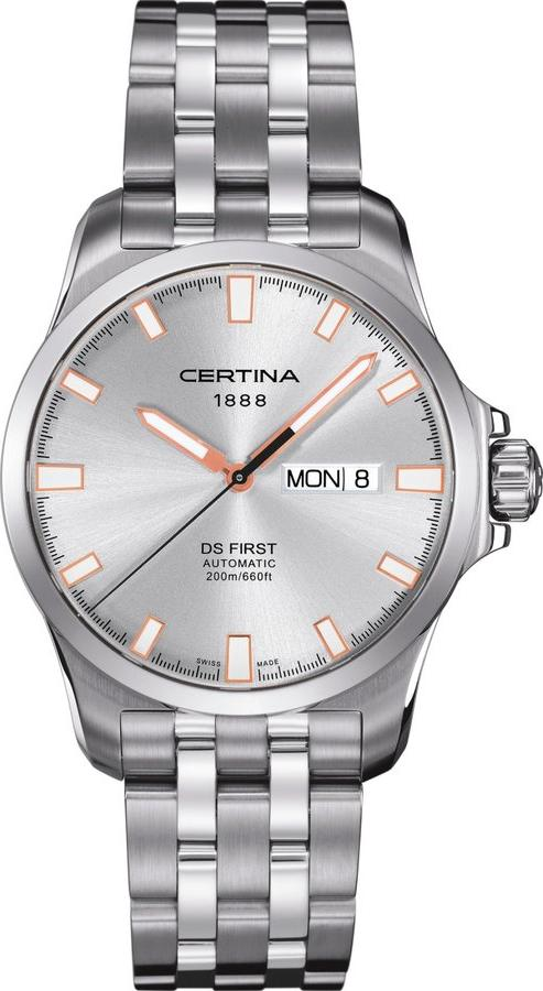 Certina C014.407.11.031.01 DS First Day - Date Automatic