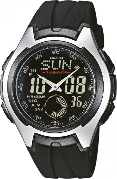 Casio AQ 160-1B COLLECTION