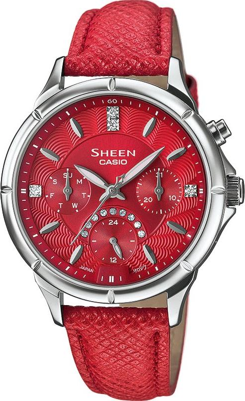 Casio SHE 3047L-4A Sheen